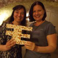 Popcorn-look voor EF Award